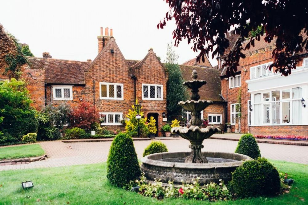 Letchworth Hall Hotel Grounds
